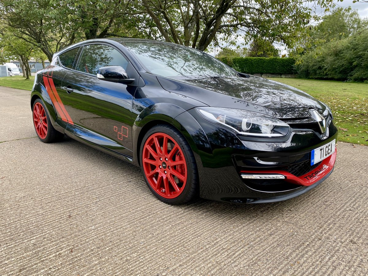 2015 renault Megane Trophy R For Sale (picture 1 of 6)