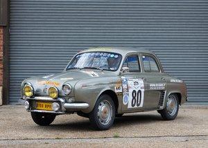 1960 Renault Dauphine Gordini