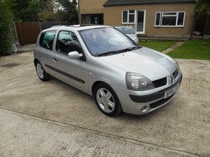 2005 Renault Clio SOLD