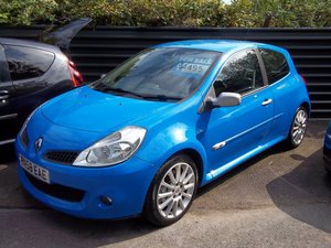 2008 Renault Clio Sport 197 2.0 For Sale