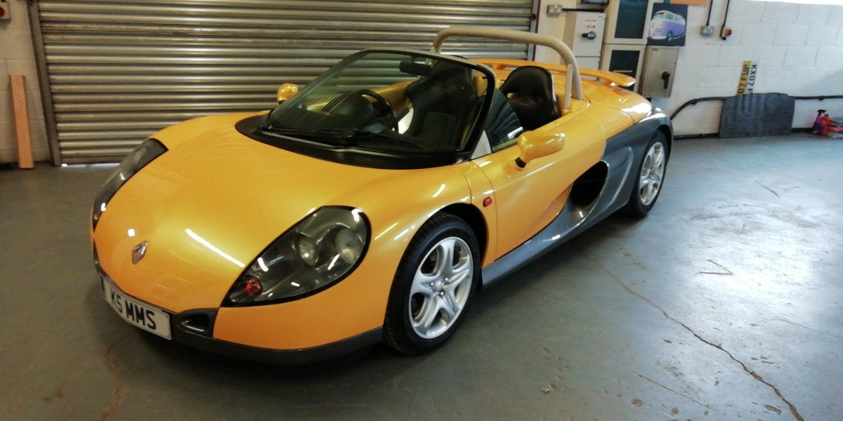 Picture of 1997 Renault Sport Spider - Very Rare & only 7000 miles For Sale