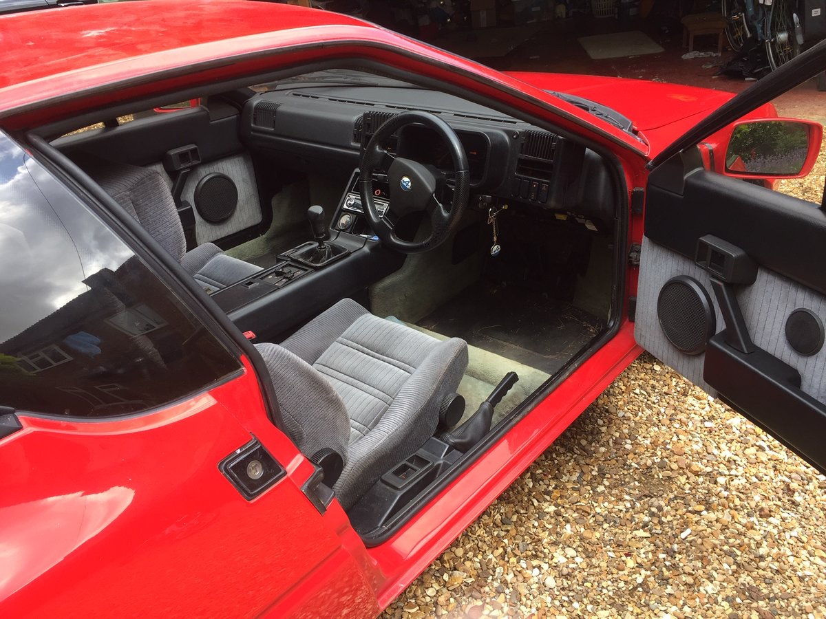1989 Alpine Renault GTa SOLD (picture 1 of 5)
