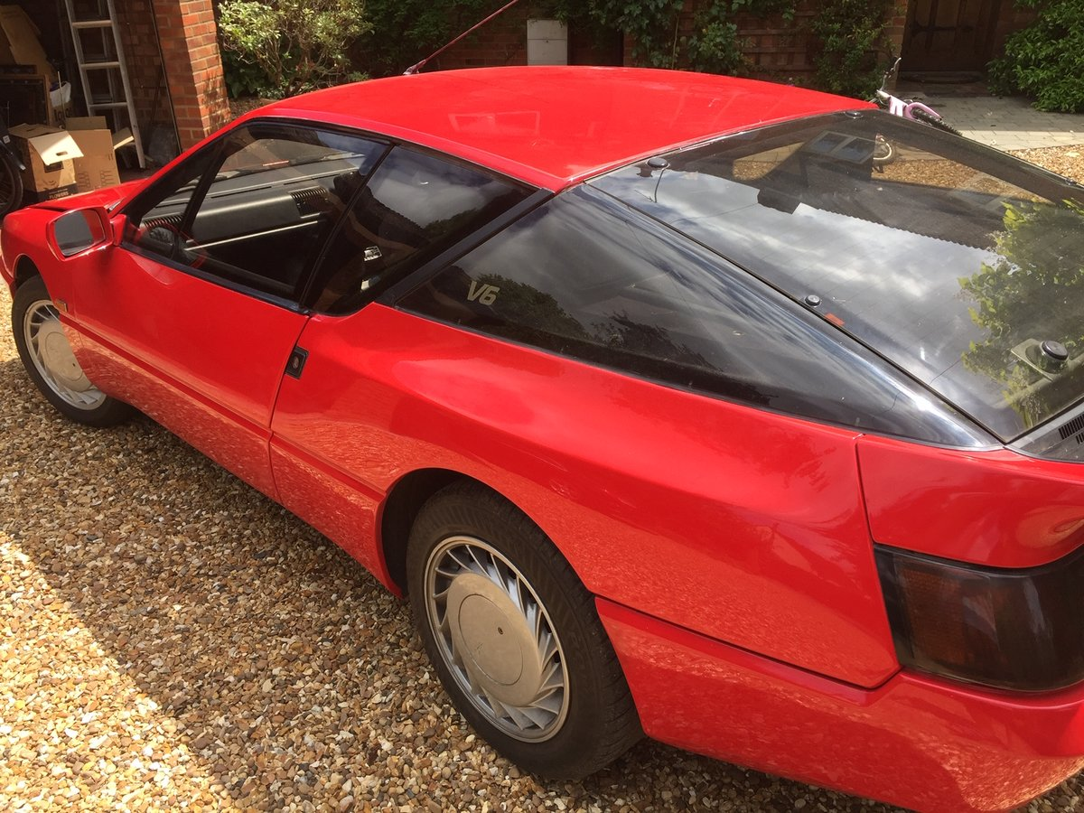 1989 Alpine Renault GTa SOLD (picture 3 of 5)