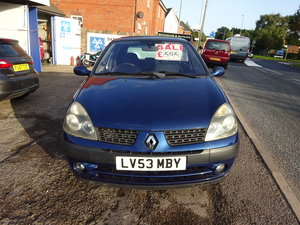 2003 SOUND DRIVER 1.4 petrol 5 SPEED 5 DOOR NEW MOT GOOD RUNNER