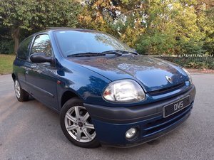 Picture of 2004 Renault Clio Alize 1.4 Manual, Only 1 Lady Owner  SOLD