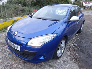2010 MK MEGAN 1500cc DCI 6 SPEED MANUAL I-MUSIC MODEL NICE