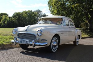 Picture of Renault Fregate 1959 - to be auctioned 30-10-20