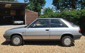 1987 Renault 11 3 door 1.2 5 speed - 40,000 miles - Superb!