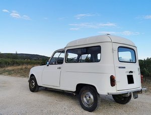 """Picture of 1983 Renault 4 F4 """"4 seats"""""""