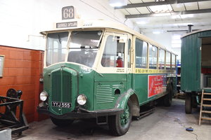 Picture of 1937 Renault TN4H Autobus