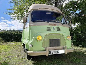 Renault Estafette Sureleve Camping Car