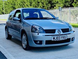 Picture of 2003 Clio sport 172, Original 2 owner car