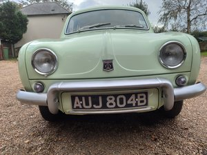 Picture of 1964 Renault dauphine  rhd