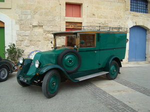 Picture of 1928 Renault KZ Van