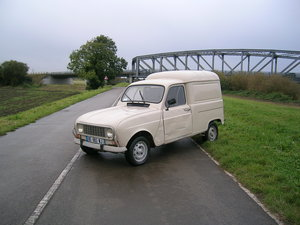 Picture of 1984 Renault R4 F4 Commercial Van  For Sale