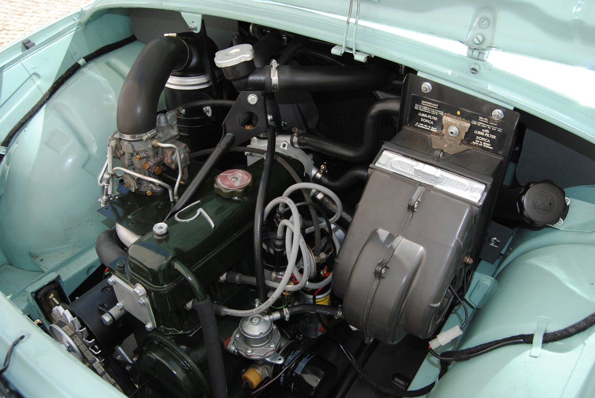 1963 Dauphine gordini restored 100% matching numbers For Sale (picture 4 of 6)