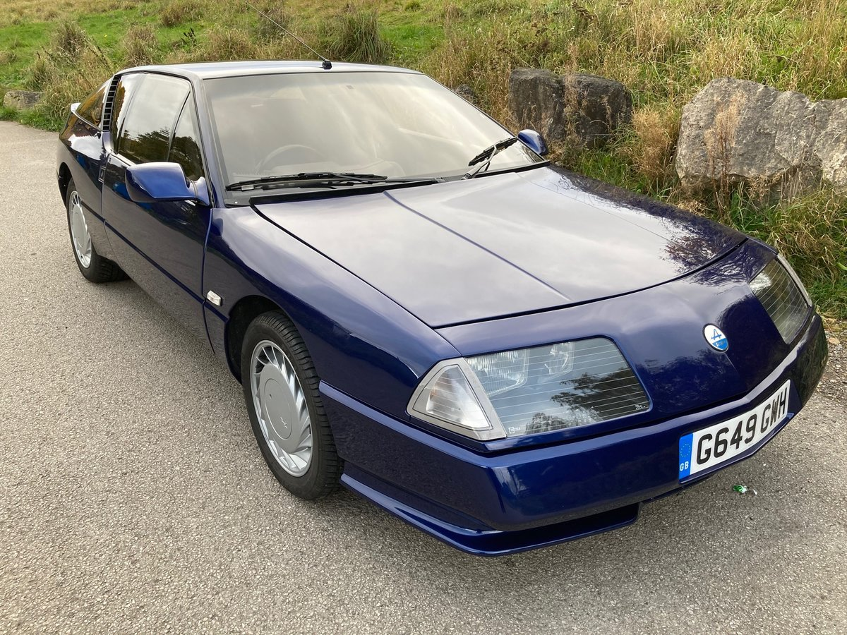 1990 ABSOLUTELY SUPERB RENAULT GTA For Sale (picture 1 of 6)