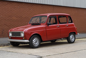 Picture of 1992 Renault 4L (LHD) For Sale