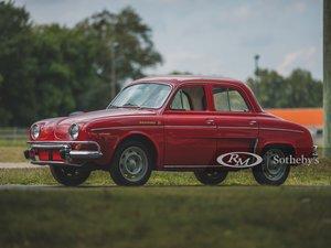 1962 Renault Dauphine Gordini Deluxe
