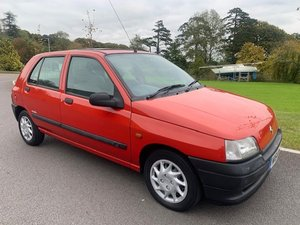 Picture of 1995 RENAULT CLIO 1.2 RL OASIS For Sale