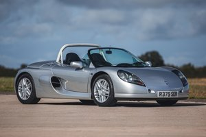Picture of 1999 RENAULT SPORT SPIDER (RHD) For Sale by Auction