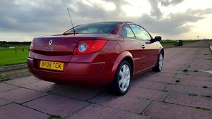Renault Megane 1.6 CC, new clutch, cambelt this ye