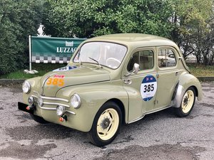 Picture of 1955 RENAULT 4CV SPORT MILLE MIGLIA 2018
