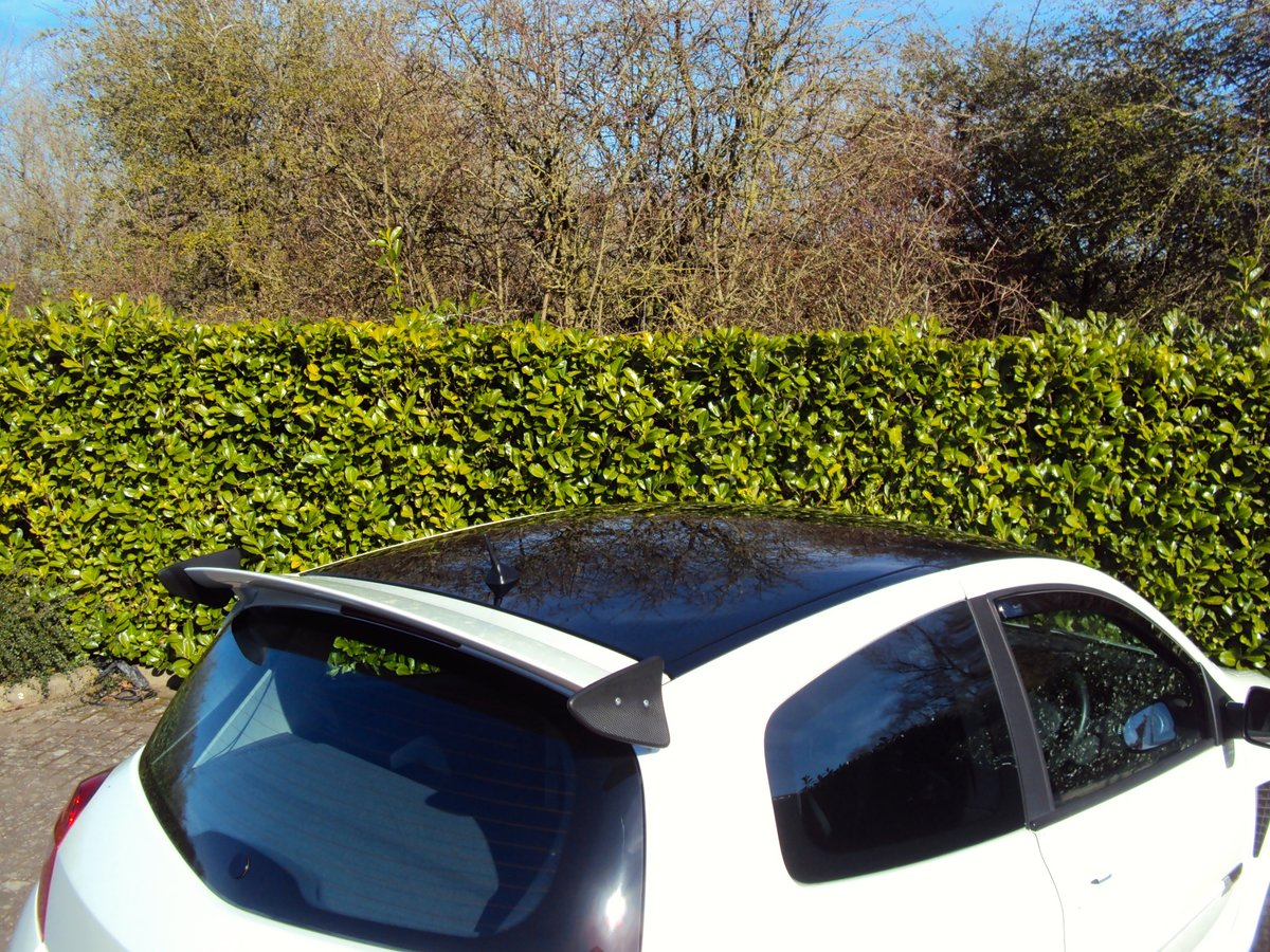2011 A STUNNING & RARE Pearl White Clio 200 with RECARO'S!!  For Sale (picture 5 of 6)