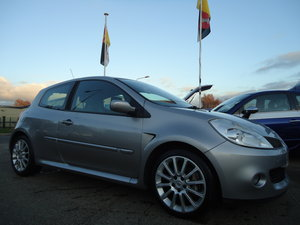 Picture of 0757 LOW MILEAGE CLIO RENAULTSPORT For Sale