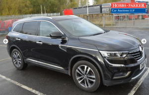 Picture of 2018 Renault Koleos Dynamique S NAV DCI 41,772 miles for auction For Sale by Auction