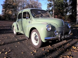 Picture of RENAULT 4 CV R1062 GREEN 06/30/1957    8950 euro  dutch lice SOLD