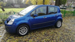 Renault modus 1.4l, full history & hpi clear