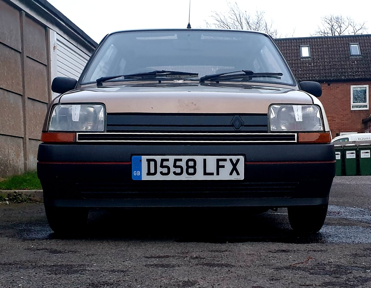1986 Renault 5 GTL  For Sale (picture 2 of 6)