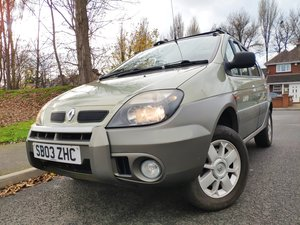 Picture of 2003 Renault megane scenic rx4 1.9 dci 4x4