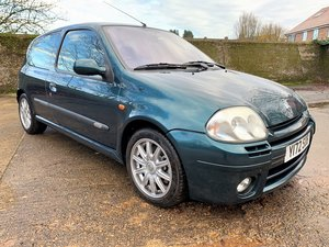 Picture of 2001 RENAULTSPORT CLIO 172 EXCLUSIVE 49000M + HISTORY SOLD