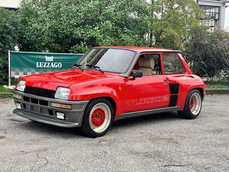 1984 Renault - 5 Turbo 2 (8221) For Sale (picture 1 of 6)