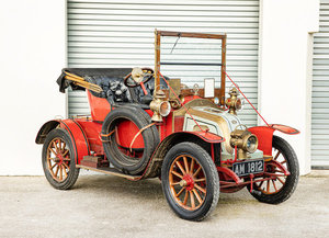 Picture of 1910 Renault AX