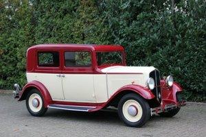Picture of Renault Monaquatre YN1, 1933 SOLD