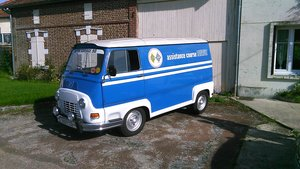 Picture of 1980 Renault Estafette assistance course Alpine Gordini