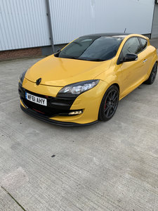 Renault Megane 265 trophy 1 of 50 made