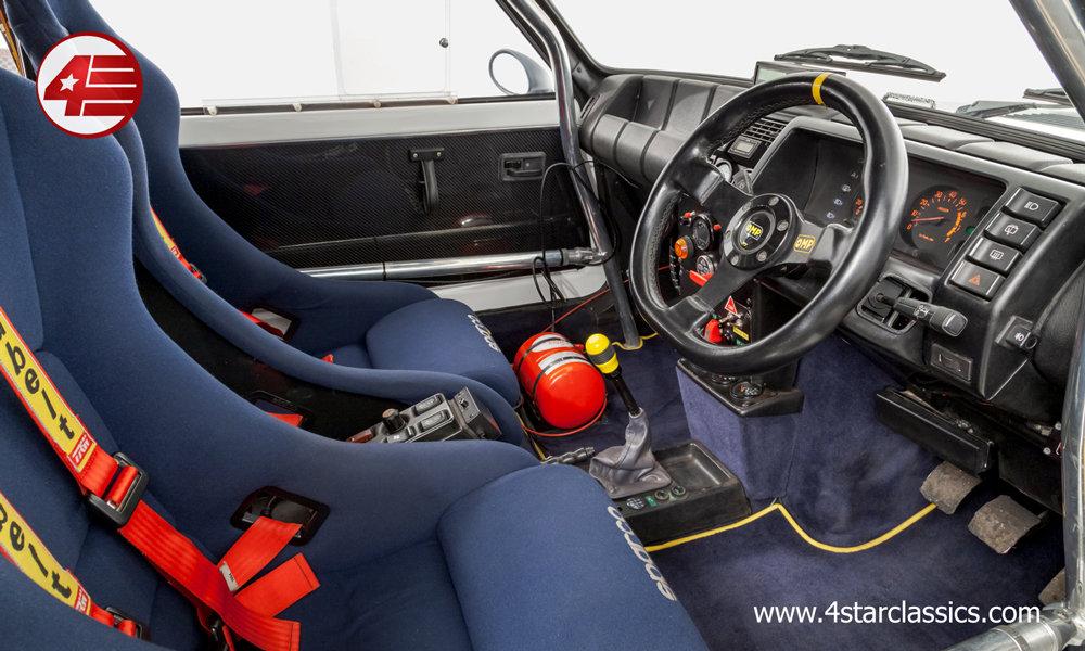 1983 Renault 5 Turbo 2 'Tour de Corse' /// RHD For Sale (picture 7 of 12)