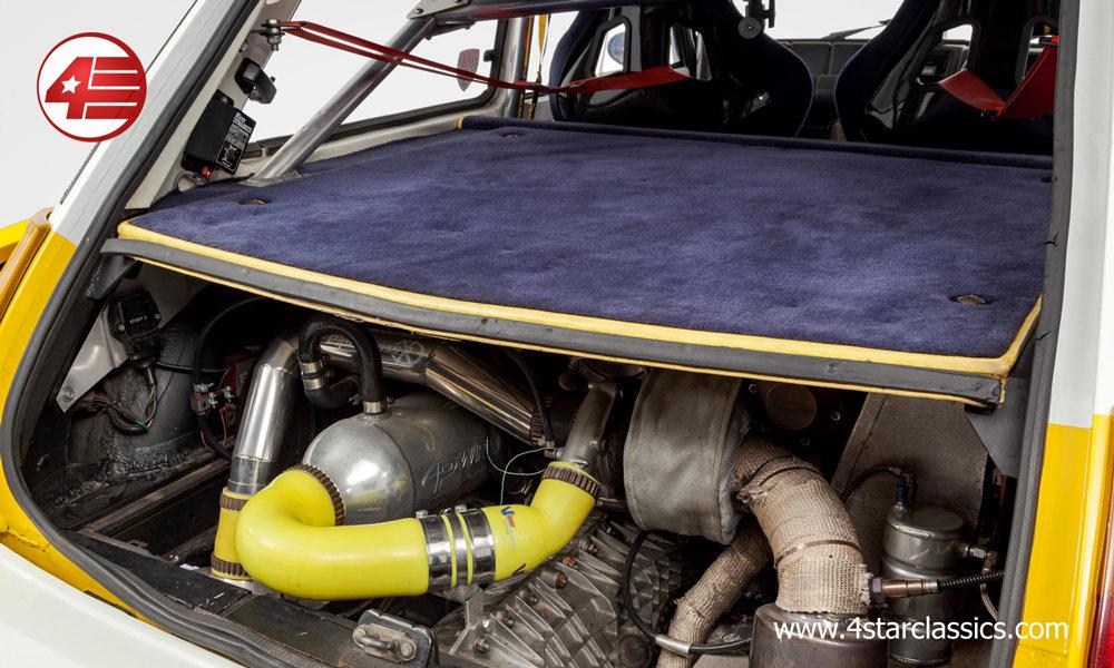 1983 Renault 5 Turbo 2 'Tour de Corse' /// RHD For Sale (picture 10 of 12)