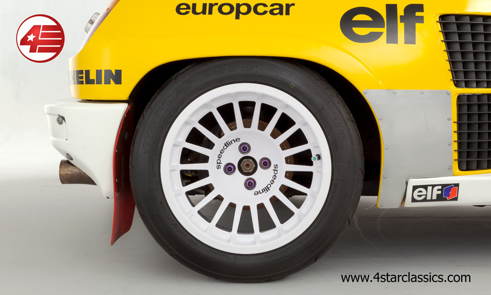 1983 Renault 5 Turbo 2 'Tour de Corse' /// RHD For Sale (picture 12 of 12)
