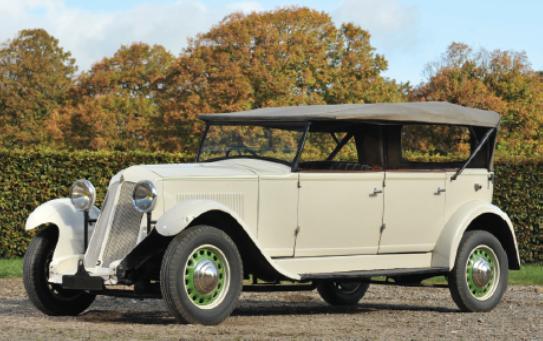 Picture of 1930 Renault Vivasix Tourer For Sale