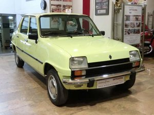 Picture of RENAULT 7 TL CONFORT B R7 FASA - 1980 For Sale