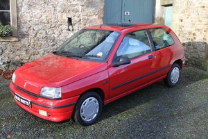 Renault Clio 1.4RT Manual 1991