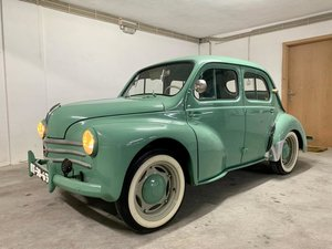 Picture of 1957 Renault 4CV Affaire For Sale