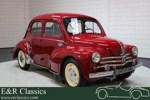 Picture of Renault 4CV 1958 extensively restored For Sale