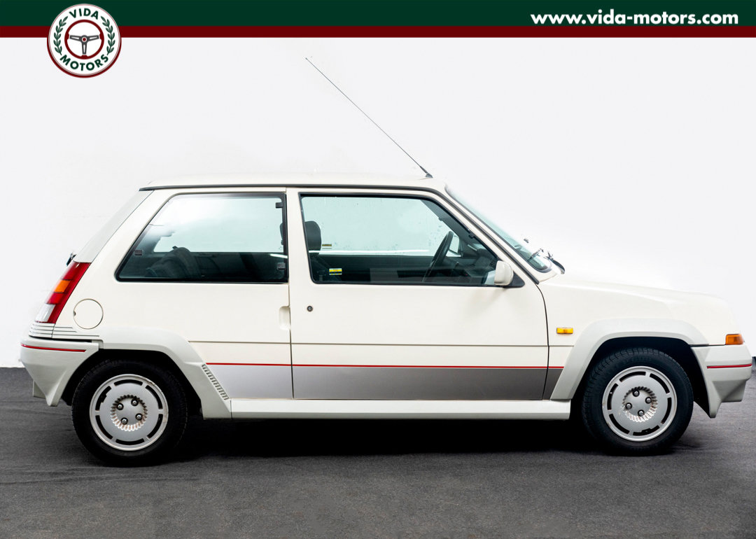 1987 Renault 5 Gt Turbo *TOP CONDITIONS * ONE OWNER * FIRST PAINT For Sale (picture 3 of 12)