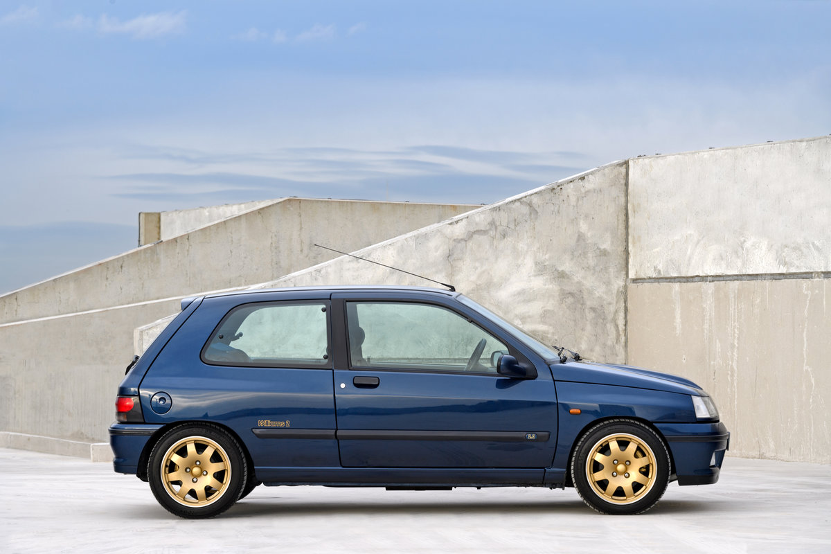 1995 Renault Clio Williams 2 For Sale (picture 2 of 12)